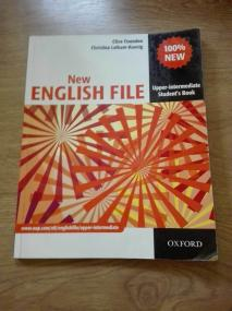 New English File portada