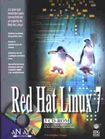 RED HAT LINUX 7 portada