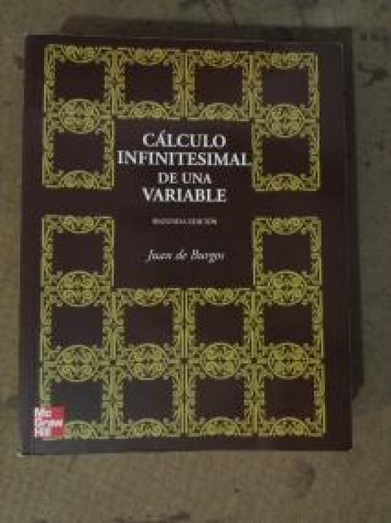 Calculo infinitesimal en una Variable
