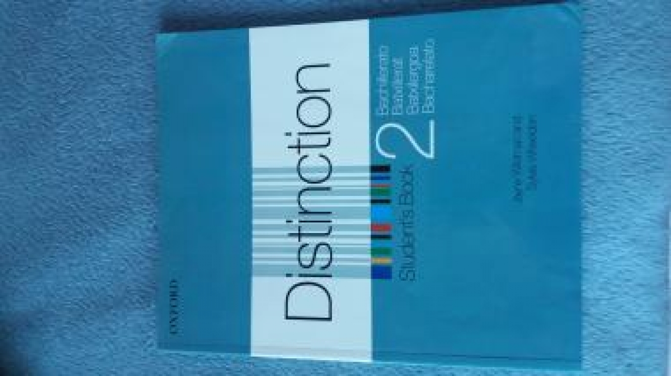 Distinction (Student´s Book)