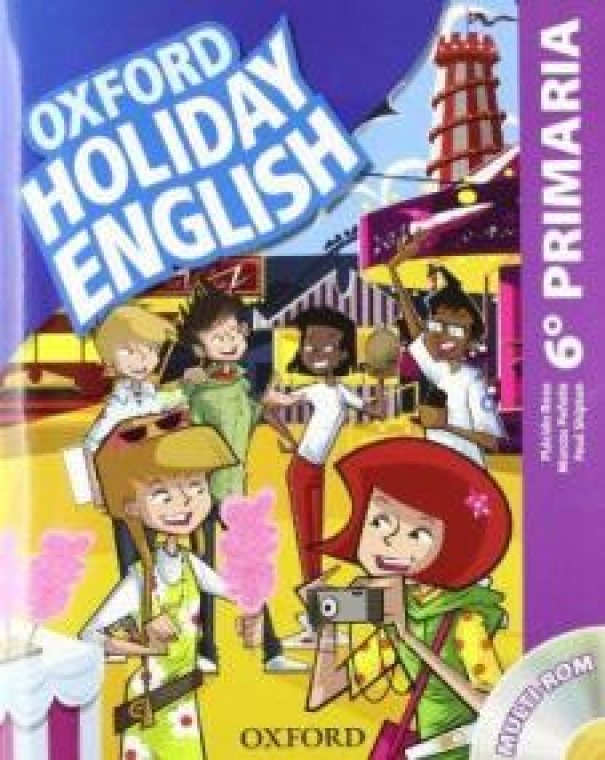 Holiday English 6ºe.p.