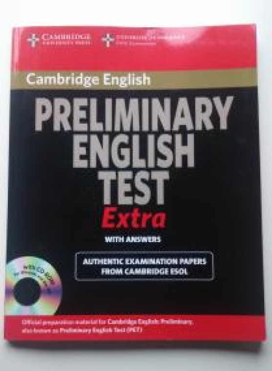 Preliminary English Extra Test